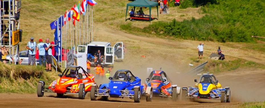 Autocross tuż za Odrą [FOTO]