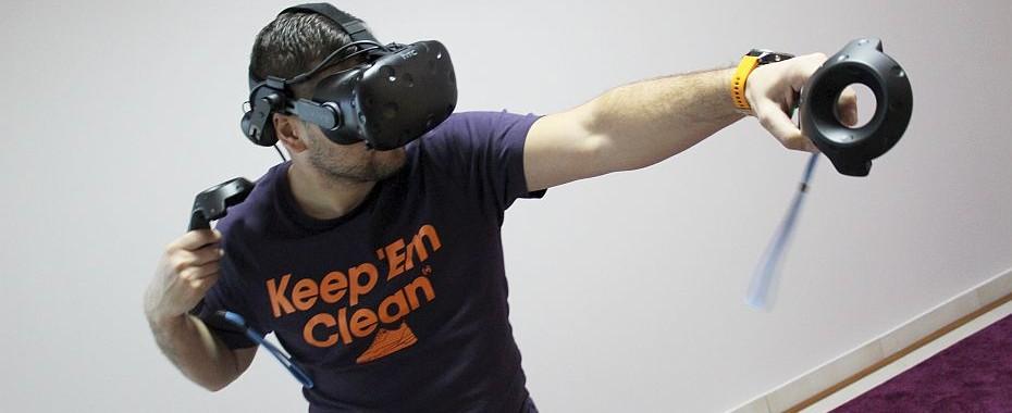 Rocket! Games. Sprawdź gorzowską VR