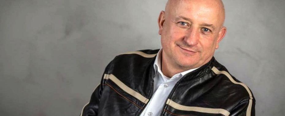 Jacek Bachalski, prezes przychodni Medi Raj
