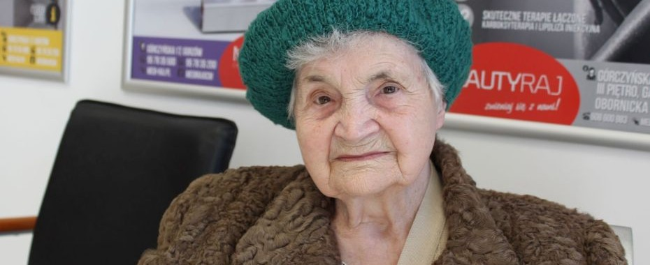 W punkcie szczepień mocne chwile! 102 lata – piękny wiek